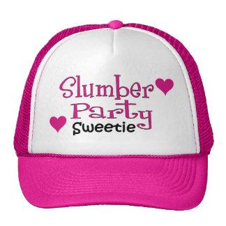 Slumber Party Sweetie Hat
