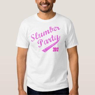 Slumber Party Thsirt Tee Shirt