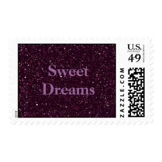 Slumber Pillow Party Postage Stamp