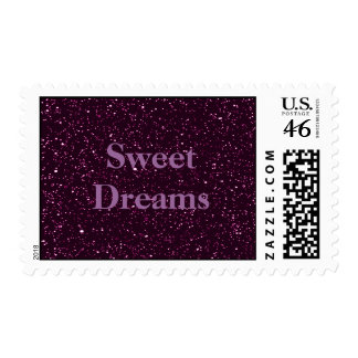 Slumber Pillow Party Postage Stamp