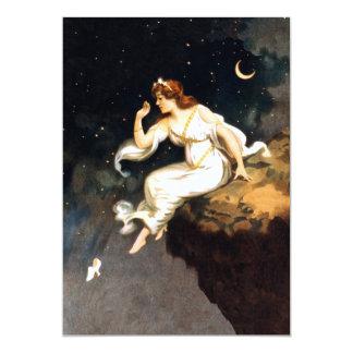 Slumber Princess Card