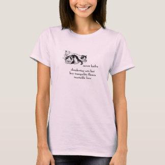Slumbering Cats: Haiku - Hanes ComfortSoft T-Shirt