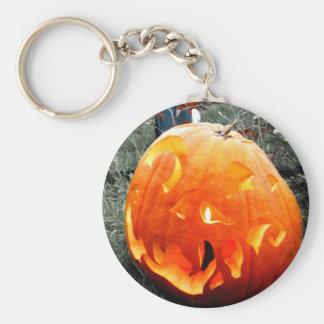 Slumpy Pumpkin Keychain