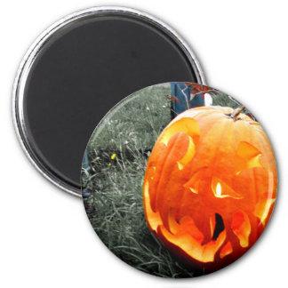 Slumpy Pumpkin Magnet