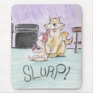 slurp 001 mouse pad