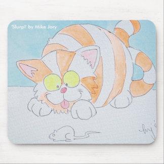 Slurp! Mouse Pad