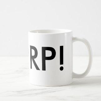 SLURP! Mug. Coffee Mug