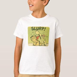 Slurp! Odie, kid's shirt