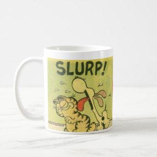 Slurp! Odie, mug