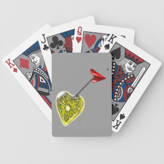 Slurping Love Bicycle Playing Cards