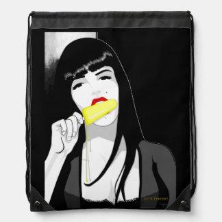 Slurpsss Drawstring Bag