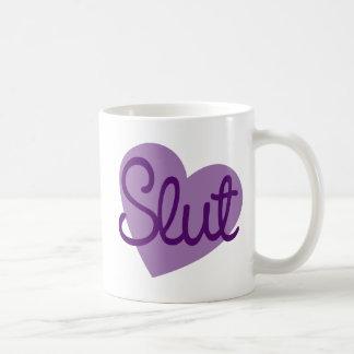 Slut Coffee Mug
