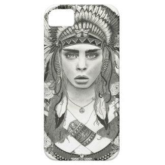 Sly Cara i-Phone 5/5s phone case