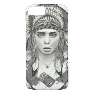 Sly Cara i-Phone 6/6s barely there case