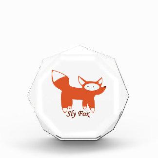 Sly Fox Award