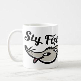 Sly fox mug