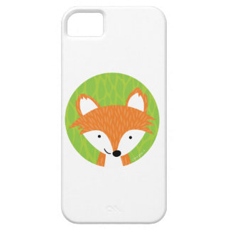 Sly Little Fox- Woodland Friends iPhone SE/5/5s Case