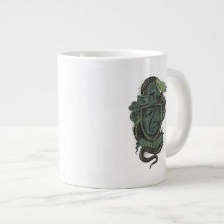 SLYTHERIN™ Crest 20 Oz Large Ceramic Coffee Mug