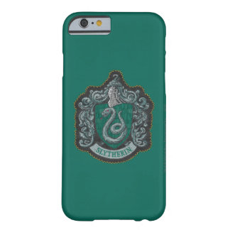 Slytherin Crest 2 Barely There iPhone 6 Case