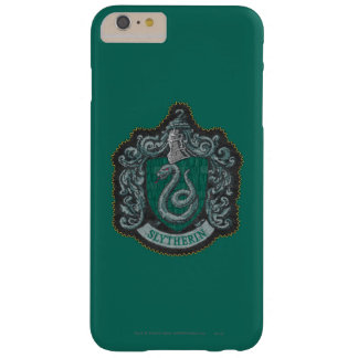 Slytherin Crest 2 Barely There iPhone 6 Plus Case