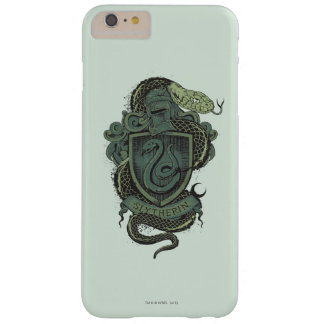 SLYTHERIN™ Crest Barely There iPhone 6 Plus Case