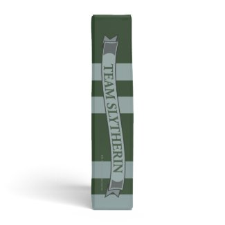 Slytherin Crest binder
