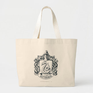 Slytherin Crest Canvas Bags