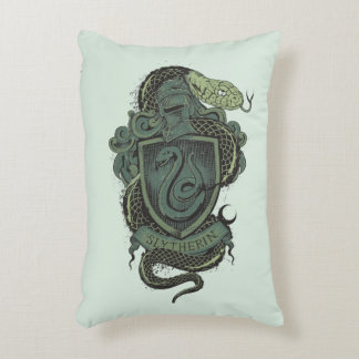 SLYTHERIN™ Crest Decorative Pillow