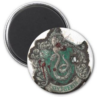 Slytherin Crest - Destroyed Magnets