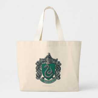 Slytherin Crest Green Bags