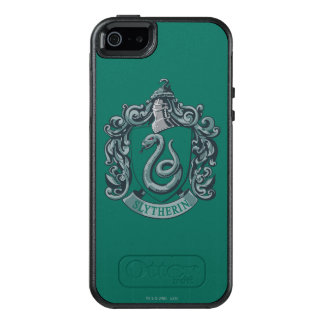 Slytherin Crest Green OtterBox iPhone 5/5s/SE Case