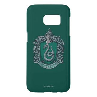 Slytherin Crest Green Samsung Galaxy S7 Case