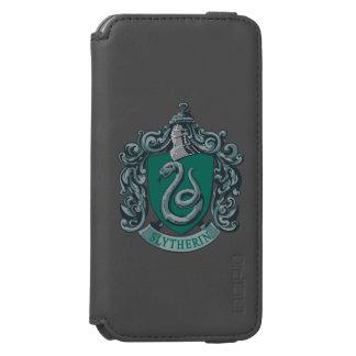 Slytherin Crest Green Incipio Watson™ iPhone 6 Wallet Case