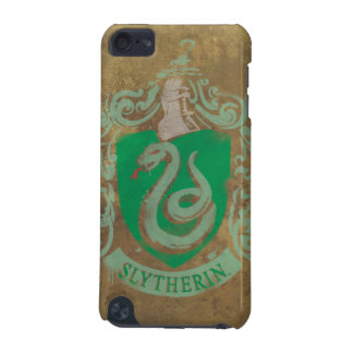 Slytherin Crest HPE6 iPod Touch (5th Generation) Case