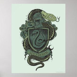 SLYTHERIN™ Crest Poster
