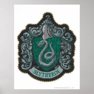 Slytherin Crest Print