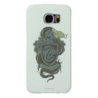 SLYTHERIN™ Crest Samsung Galaxy S6 Cases