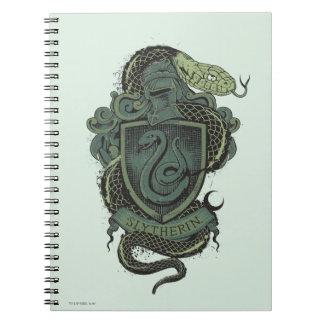 SLYTHERIN™ Crest Spiral Notebook