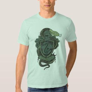 SLYTHERIN™ Crest T Shirts