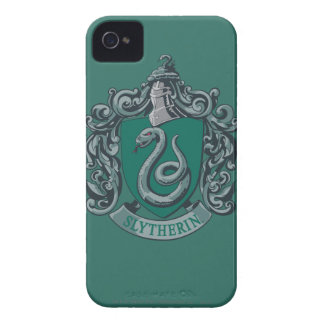 Slytherin House Crest iPhone 4 Case