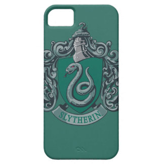 Slytherin House Crest iPhone 5 Covers