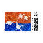 SM207 Flight Postage Stamps