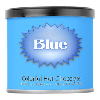 Sm. Blue Hot Chocolate Drink Mix