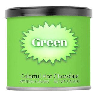 Sm. Green Hot Chocolate Drink Mix