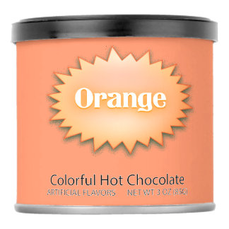 Sm. Orange Hot Chocolate Drink Mix. courtesy of Ma Powdered Drink Mix