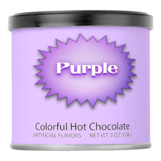 Sm. Purple Hot Chocolate Drink Mix