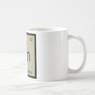 Sm - Saint-Marcellin Cheese Chemistry Symbol Coffee Mug