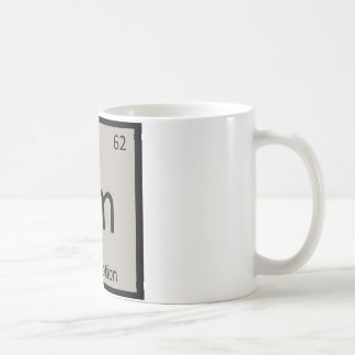 Sm - Stop Motion Animation Chemistry Symbol Coffee Mug