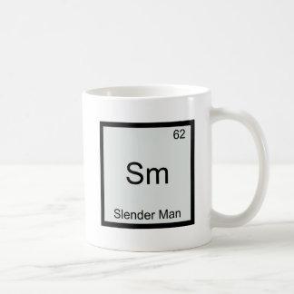 SM - Tabla periódica del hombre de la química Taza De Café