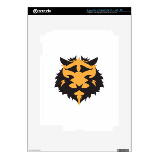 SM TRIBAL LION SKIN FOR iPad 3